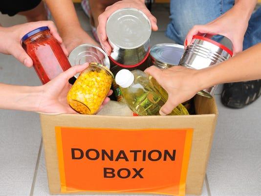 #stock Donation box
