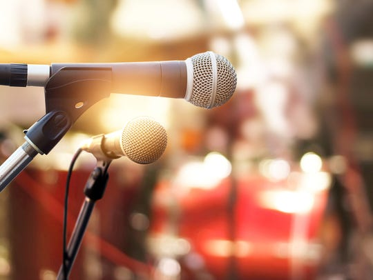 Hear live music at the Third Friday Concert.