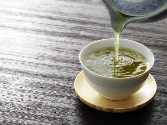 Get fresh spring tea to go at Dobra.
