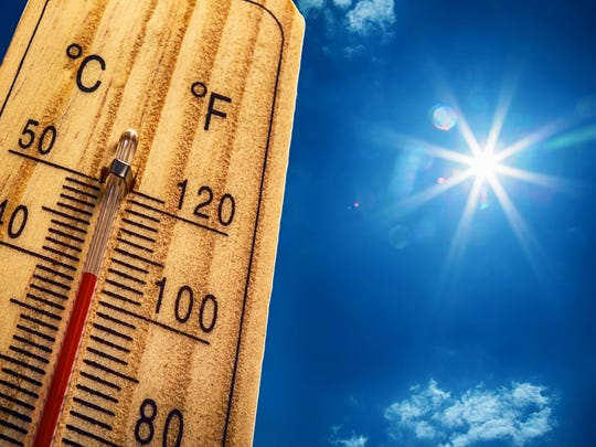 Lansing has matched or exceeded its daily high temperature