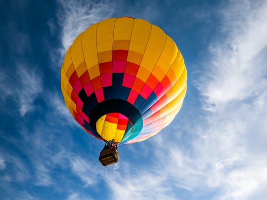 Murfreesboro's inaugural Hot Air Balloon Festival is Aug. 26.
