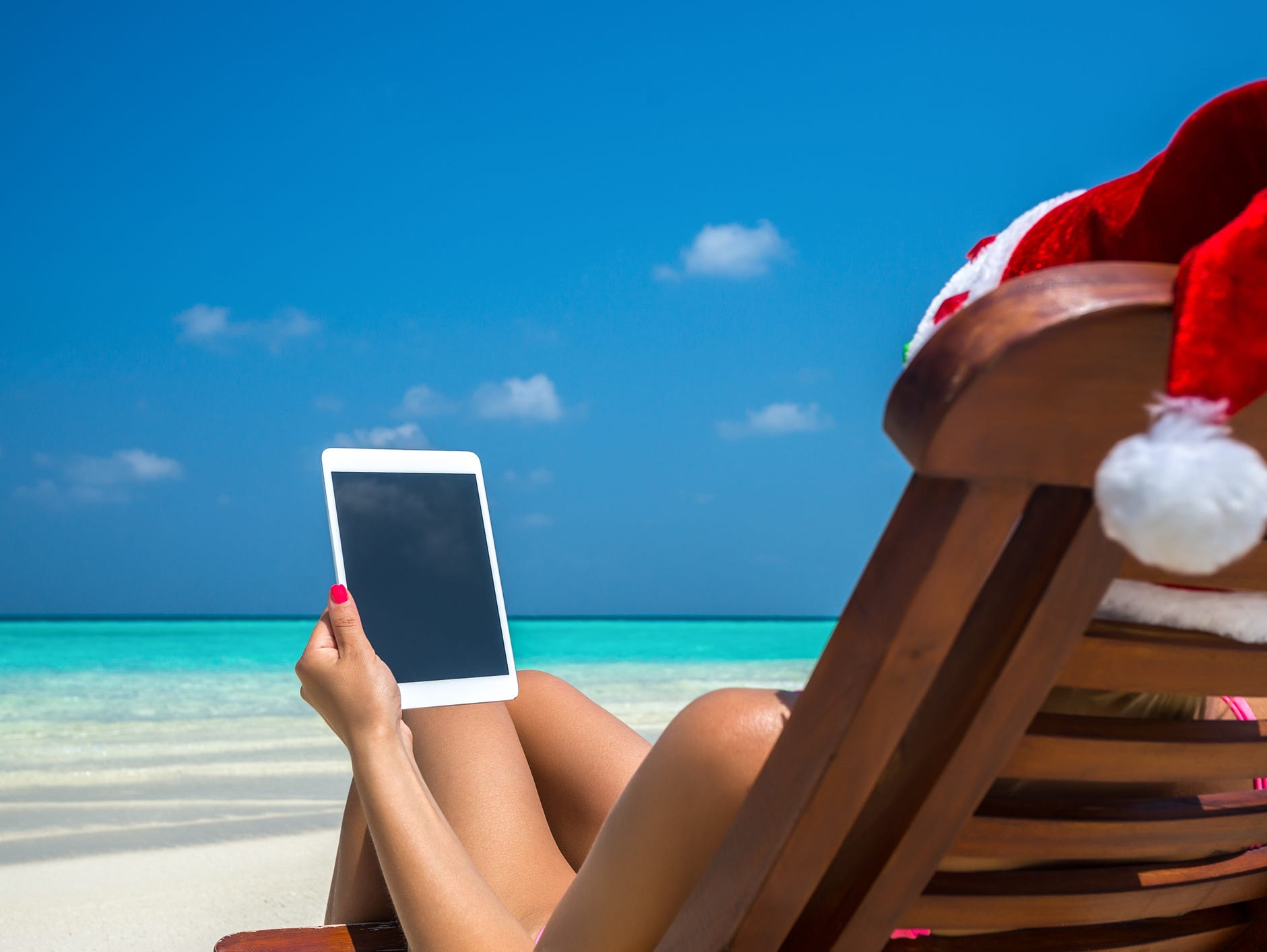 Santa's giving one Insider a new tablet this Christmas (in July). Enter to win before July 31st!