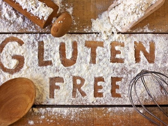 Some restaurants do have gluten-free meals, but they caution that it's possible cross contact could occur.