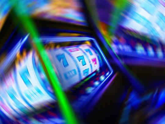 Casino gabmling.