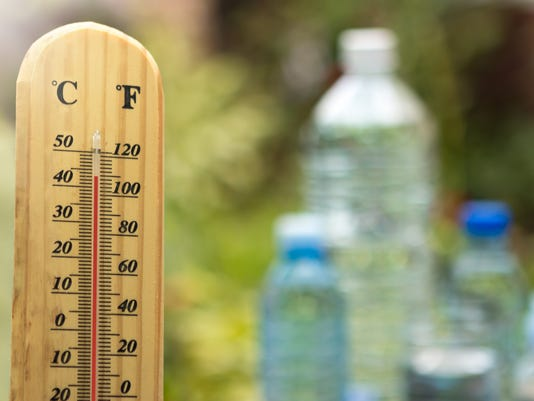 #stock Hot Weather Stock Photo
