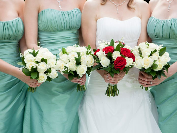 Here is a little advice for future bridesmaids