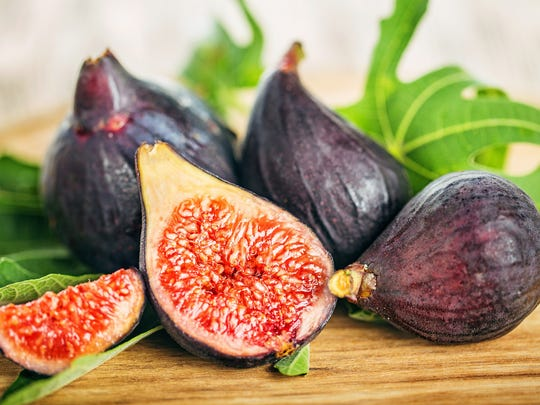 Firm fruit can be ripened at home at room temperature,