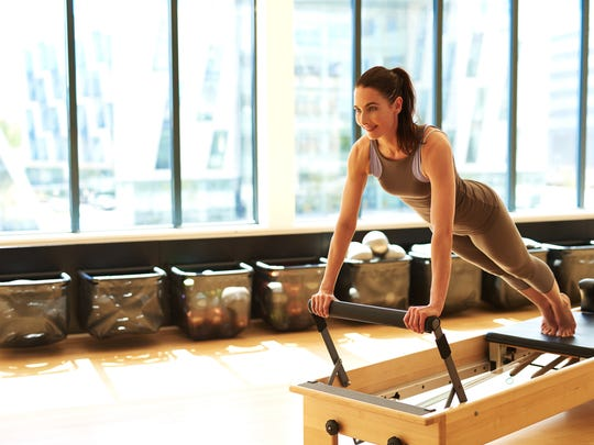 Boutique fitness studios are on the rise.