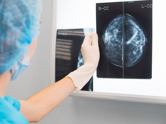 In recognition of Breast Cancer Awareness Month, I urge all women to be proactive about their annual mammogram screenings and staying educated on new screening methods.