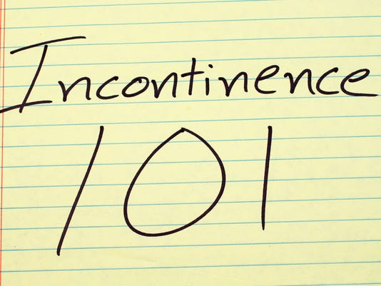 Incontinence 101