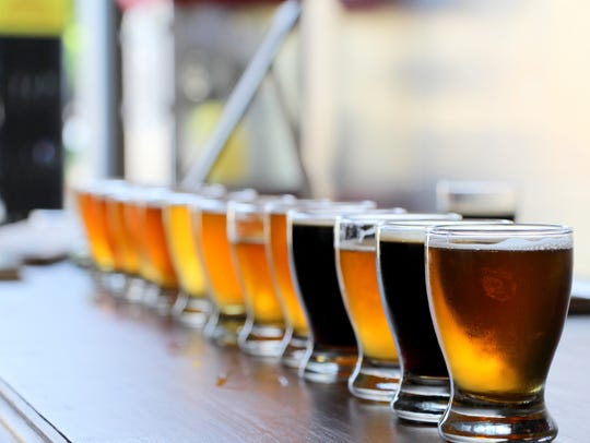 Mammoth Brewing Company has been crafting beers since 1995, and pours a multitude of varieties in their brewery.