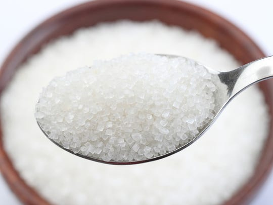 The American Heart Association recommends that women consume no more than 6 teaspoons of sugar daily.