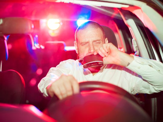 Over 1 million people were arrested for drunk driving in 2018, according to the study.