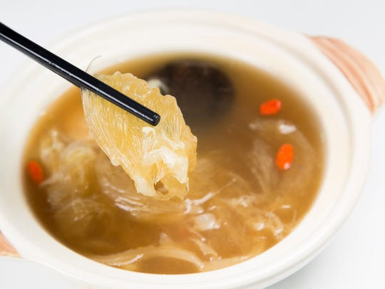 Reno restaurants have served shark fin soup over the
