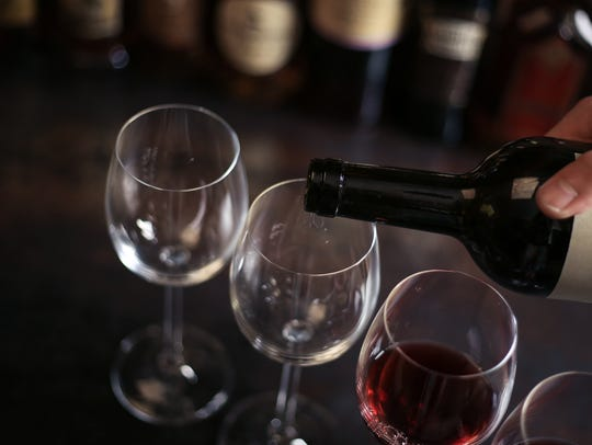 If you love tasting different wines, head to wine weekend