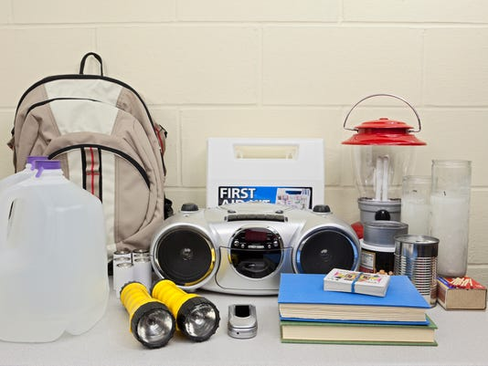 Disaster or Blackout Emergency Supplies