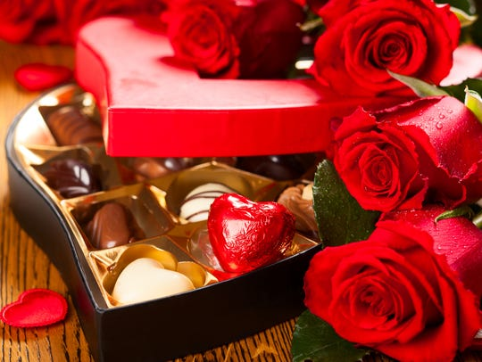 Chocolate will be a focus as Valentine's Day draws