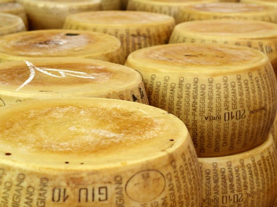 During her cheese sabbatical in 2017, Laura Conrow, of the planned Wedge Cheese Truck, visited a maker of Parmigiano-Reggiano in the Emilia-Romagna region of Italy.