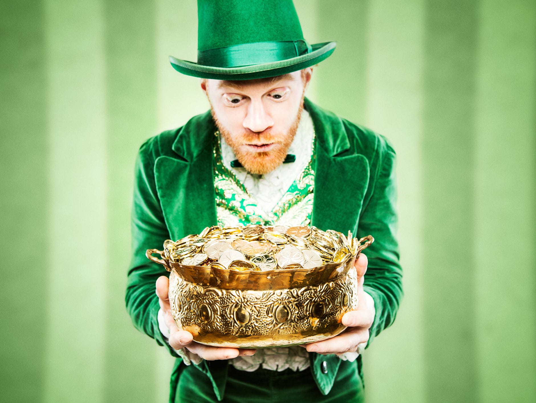 Enter to win a $50 gift card to celebrate on St. Patty's Day!