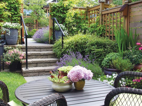 "By following tips in ""The Budget Wise Gardener,"" you"