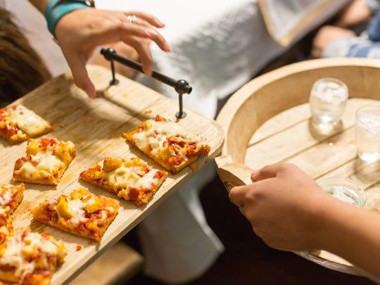 Tex-Mex pizza by Vianney Rodriguez, SweetLifeBake.com