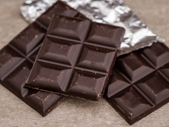 Certain types of dark chocolate could improve stress