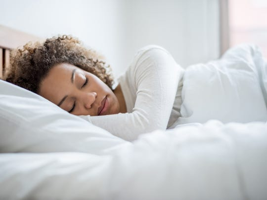 Creating a bedtime routine can help with stress management.