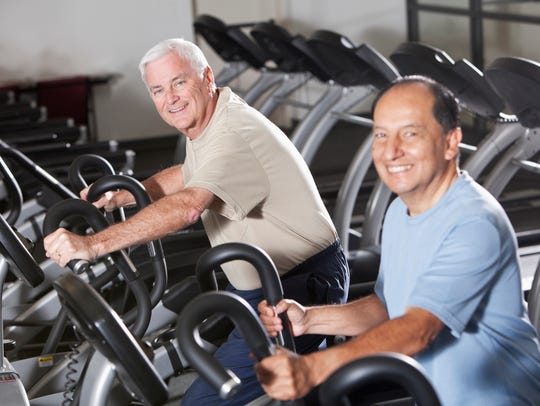 Give your dad the gift of a gym membership.