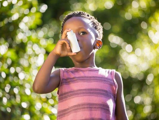 Asthma childhood study