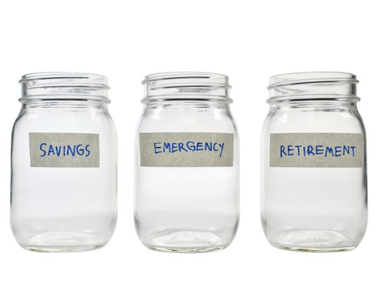 Nearly one-in-four Americans have no emergency savings,