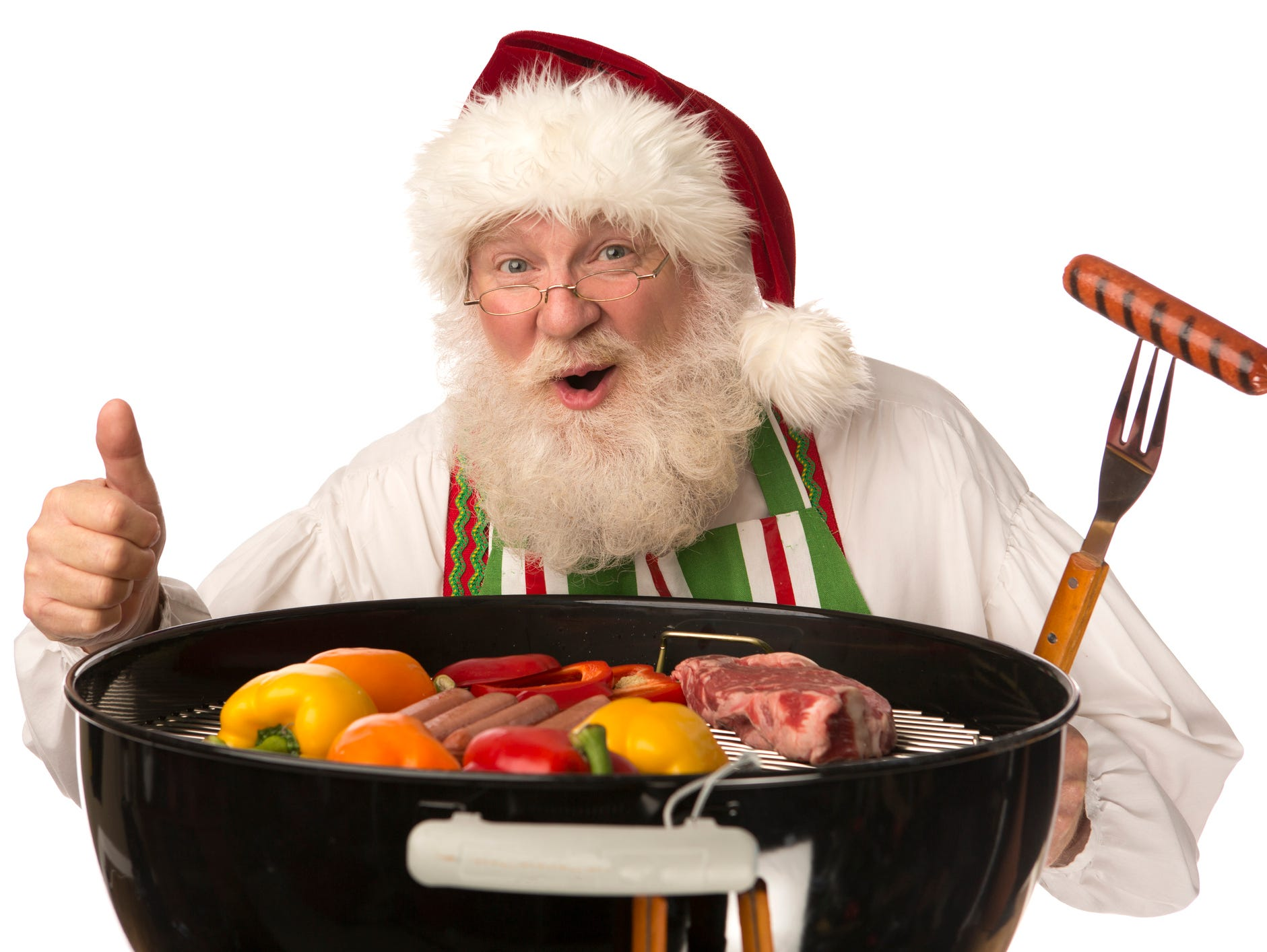 Ho-ho-HOT on the grill! Enter to win $200 to Omaha Steaks this Christmas in July.
