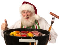 Santa's Grilling Up a Giveaway!