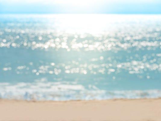 #stock Beach Stock Photo