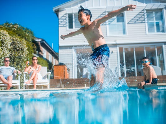 Make sure the whole family can avoid dangers and enjoy the water by learning how to swim.