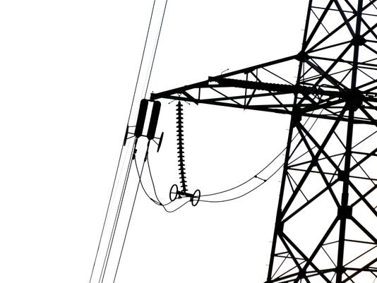 High voltage power cables