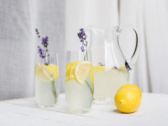 The Perfect Lemonade.