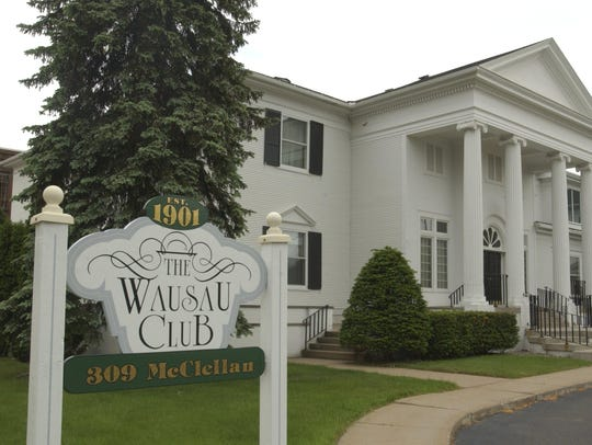 The Wausau Club is shown here in a 2005 file photo,