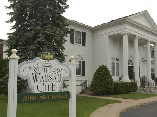The Wausau Club is shown here in a 2005 file photo, the same year the city took ownership of the building. A developer currently has access to the building to assess potential renovation costs.