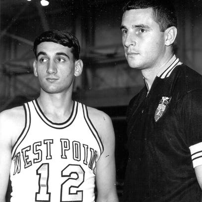 Bob Knight coached Mike Krzyzewski during his years