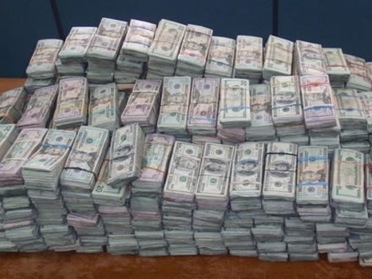 Among Marion County's biggest asset forfeitures, investigators