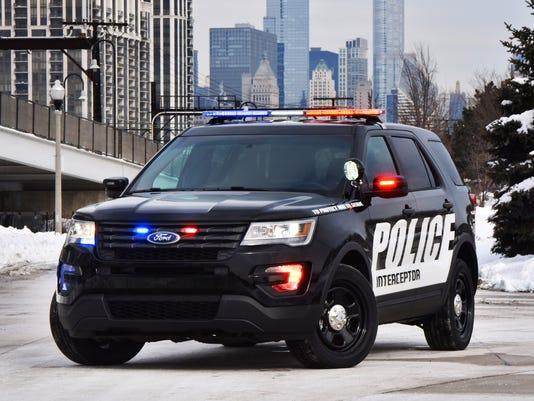 SOK Berkley Police Cars