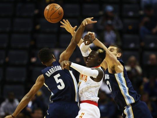 December 15, 2017 - Memphis Grizzlies guard Andrew