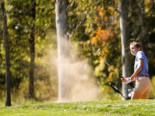 Div. 3 Girls Golf Regional
