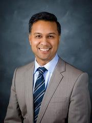 Physician Nirav Shah is a former New York secretary