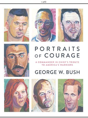 """Portraits of Courage: A Commander in Chief's Tribute to America's Warriors"""