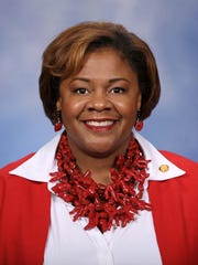 Rep. Leslie Love, D-Detroit