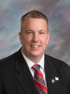 State Rep. Sean McPherson died Thursday after battling cancer.