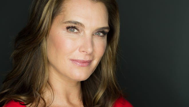 "Brooke Shields  has written ""There Once Was a Little Girl: The Real Story of My Mother and Me."""