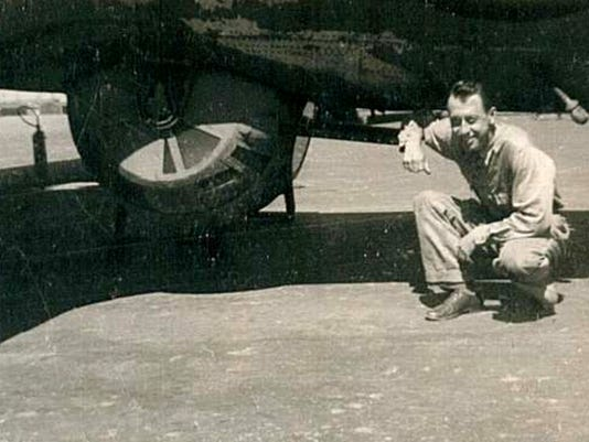 SUBMITTED   York County's Sgt. Robert W. Zercher, a gunner for a B-17 Flying Fortress in World War II, survived a crash landing but could not escape the cruelty of his German captors.