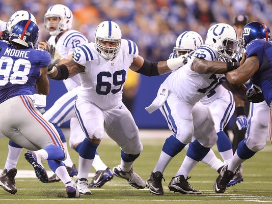 INI Colts notes Linemen
